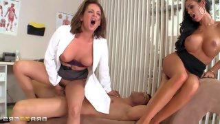Tory lane is a bisexual gynecologist with sexy..