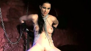 Great chick tera bond likes domination. when she..