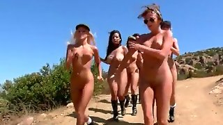 A group of army girls breanne benson, charlie..