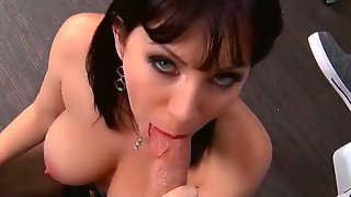 Horny and aroused doctor johnny sins gets his..