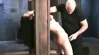 Princess donna dolore was behaving badly and..