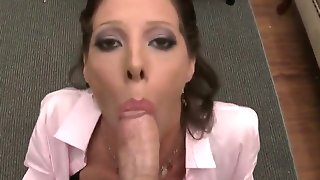 Dr. angel is hot milf who are ready for..