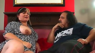 Kelly shibari and ron jeremy are talking about..