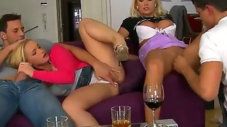 We have two smoking hot euro blondies waiting to..
