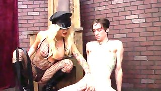 Helly mae hellfire forces deviant kade to cry a..