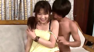 Yukiko suoh is a gorgeous asian girl with hairy..