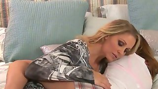 Julia ann is a blonde haired