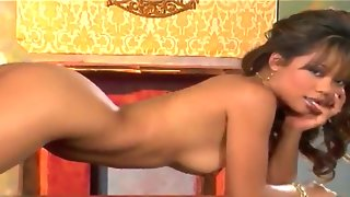 Unknown brunette girl luana lani just