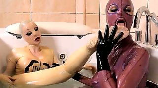 Black angelica and latex lucy are
