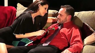 Alec knight and india summer have