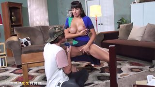 Mercedes carrera, the italian milf, is every..