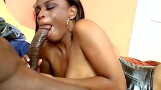 Turned on lusty talented ebony with sexy ass..